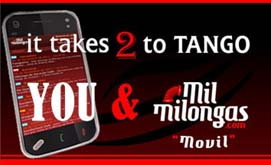 it takes 2 to tango movil
